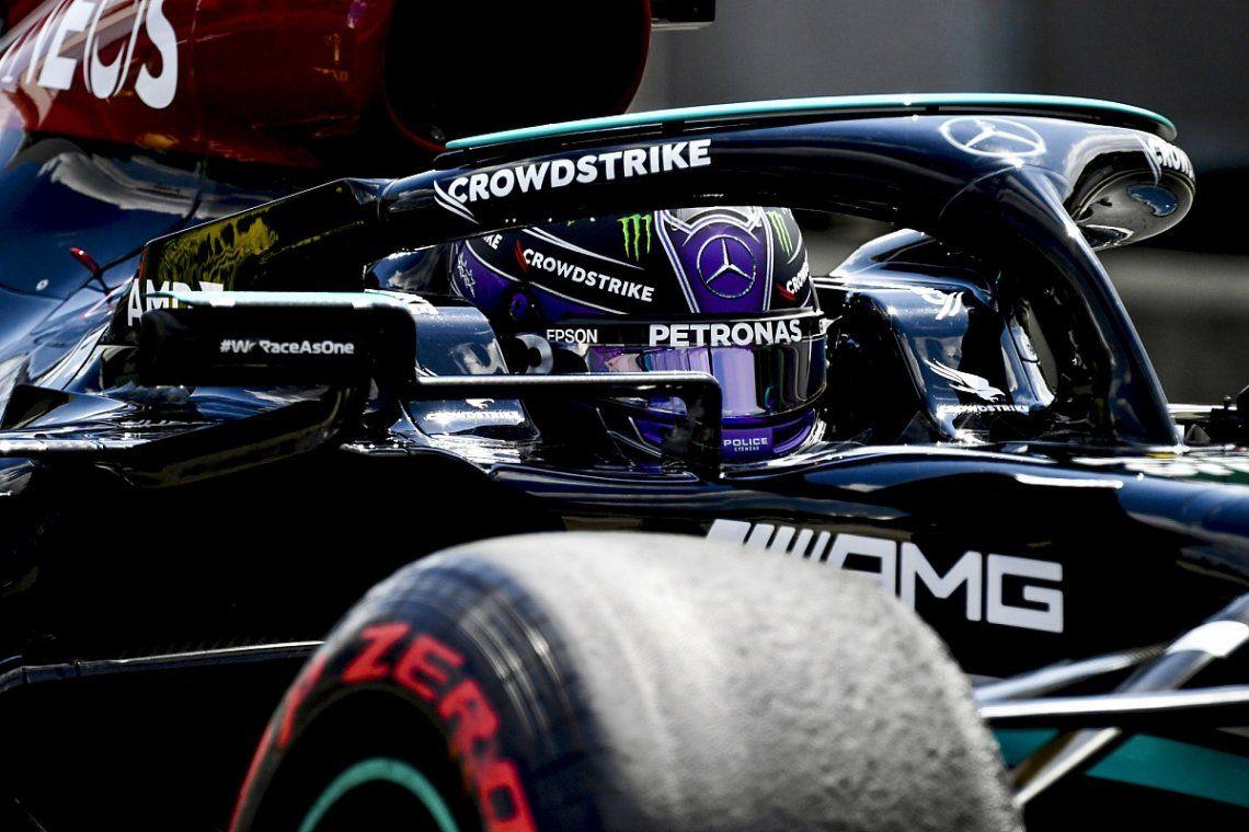 Hamilton consiguió la pole position en el Gran Premio de Hungría