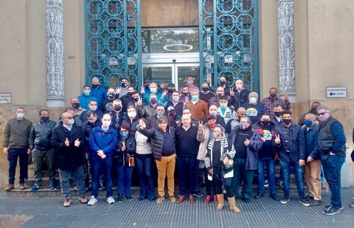 Municipales de Vicente López impulsan plebiscito por IOMA