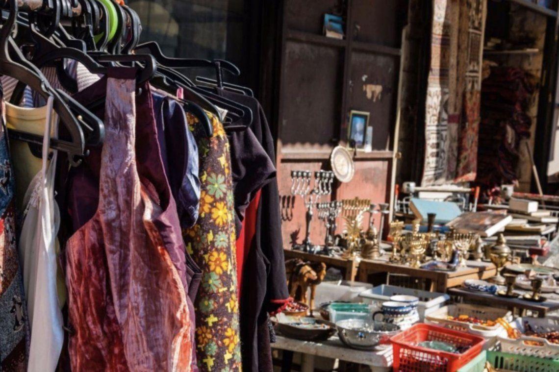 Crece la tendencia de vender y comprar ropa usada.