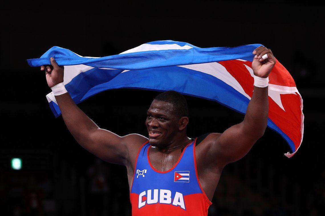 Juegos Olímpicos Tokio 2020: el cubano Mijaín López ganó su cuarto oro olímpico consecutivo