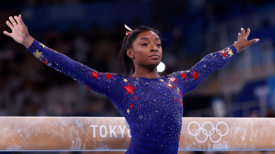 Juegos Olímpicos Tokio 2020: Simone Biles estará en la final del martes en gimnasia artística