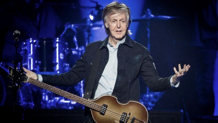 """Paul McCartney compartió su vacunación en sus redes sociales con un simple mensaje: """"Se cool, vacúnate""""."""
