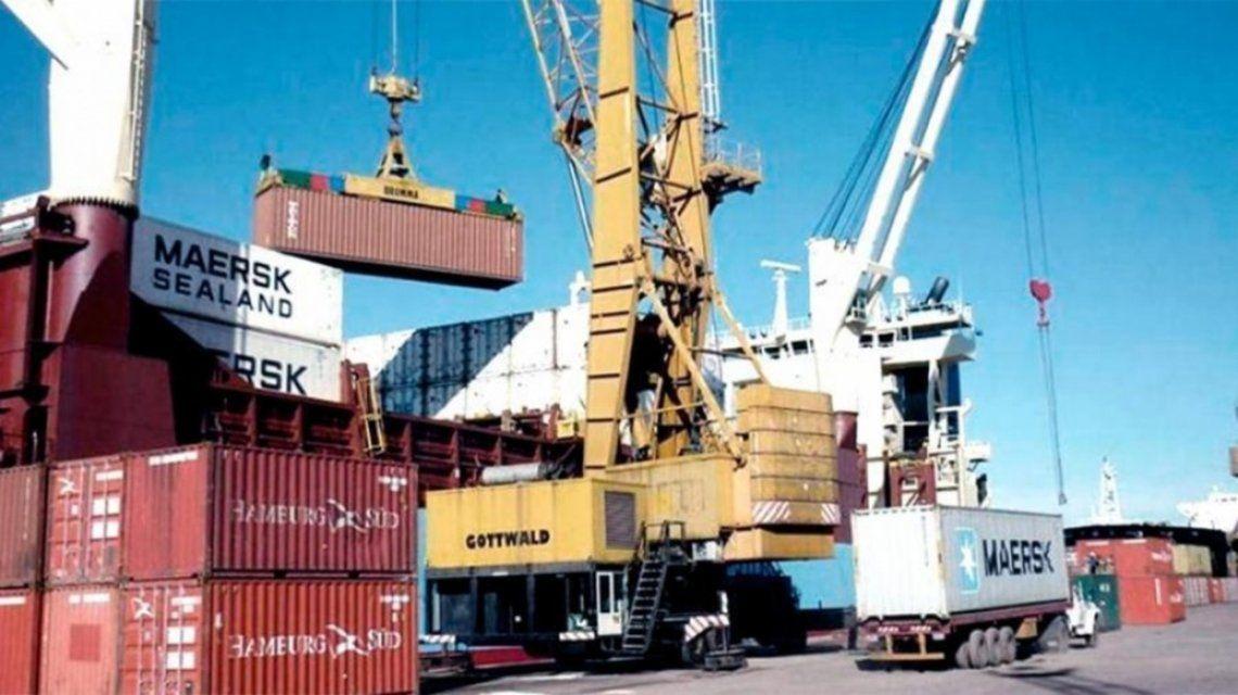 Aumentó el déficit comercial con Brasil en julio.