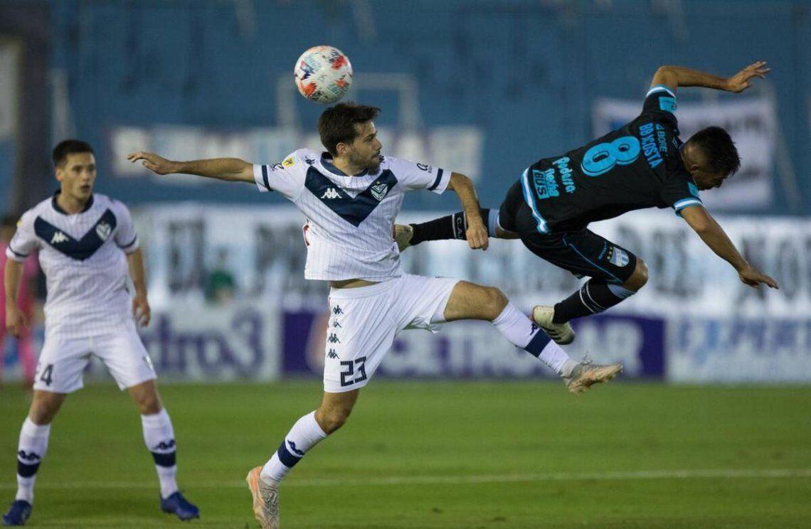 Vélez y Atlético Tucumán no se sacaron ventaja.