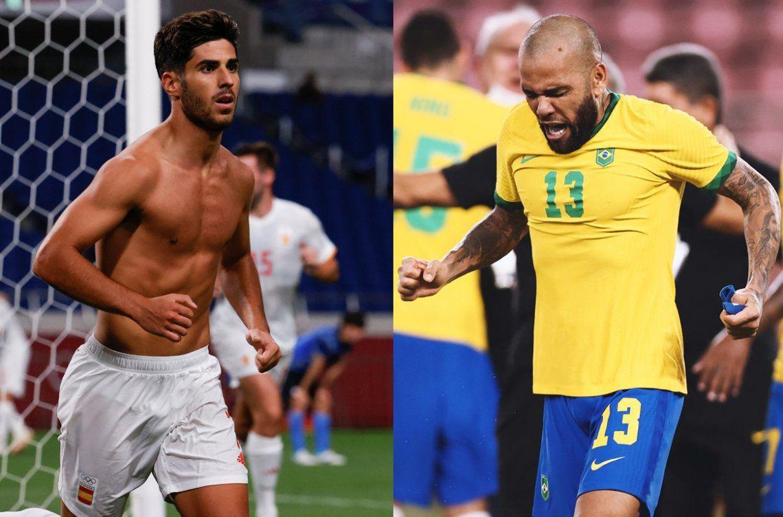 Juegos Olímpicos Tokio 2020: Brasil y España jugarán la final
