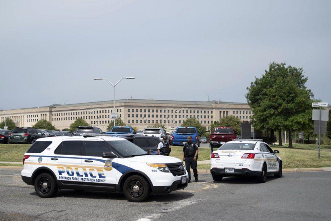 La policía estatal montó rápidamente un operativo en la zona.