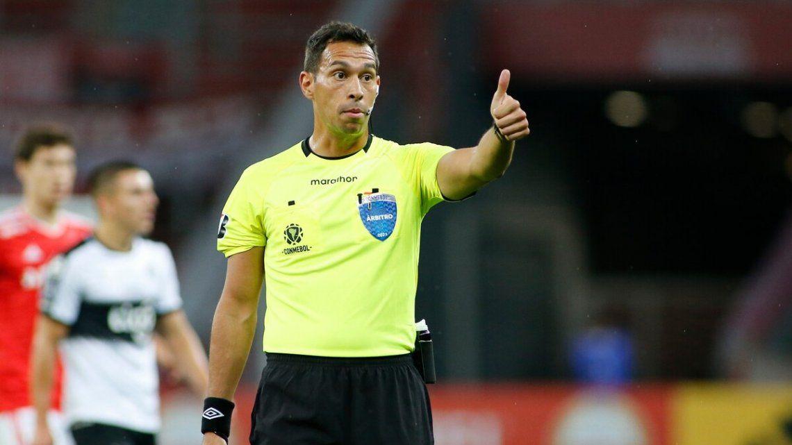 Facundo Tello será el árbitro del clásico de Avellaneda.