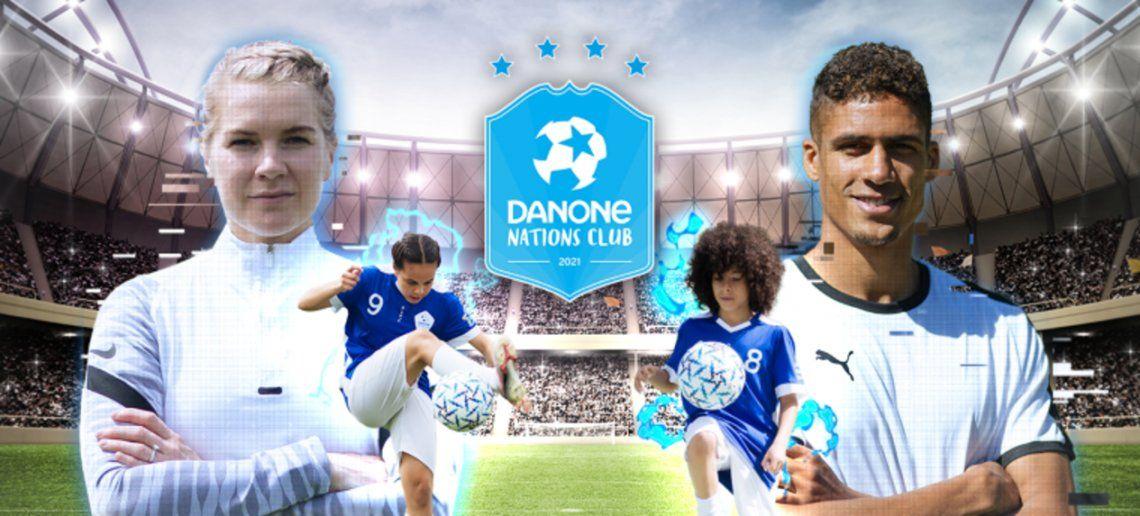 Danone rediseñó su torneo anual de fútbol