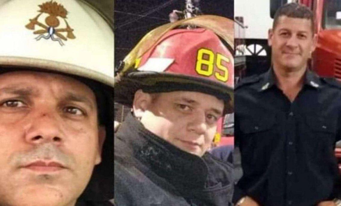 Los bomberos que perdieron la vida en el incendio de Caseros: Cristian Ragazzoni (36 años)
