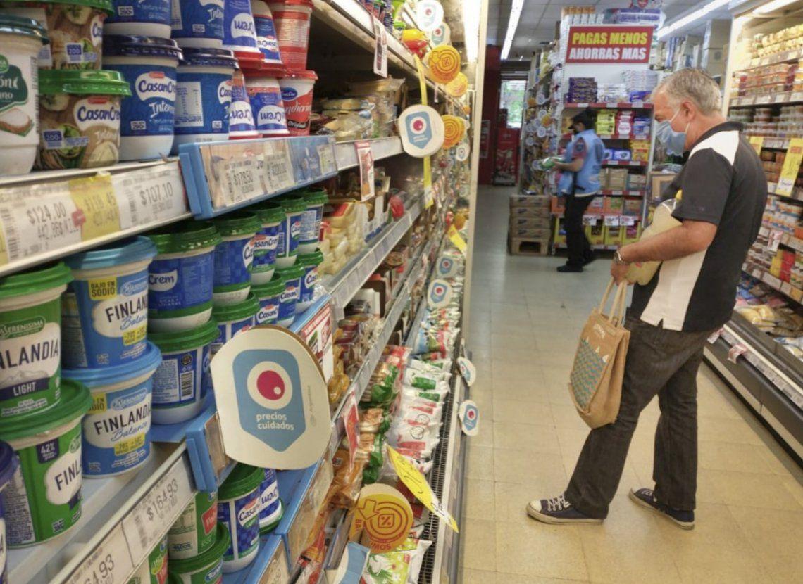 Los productos de consumo masivo sufrieron un incremento marcado durante el último mes.