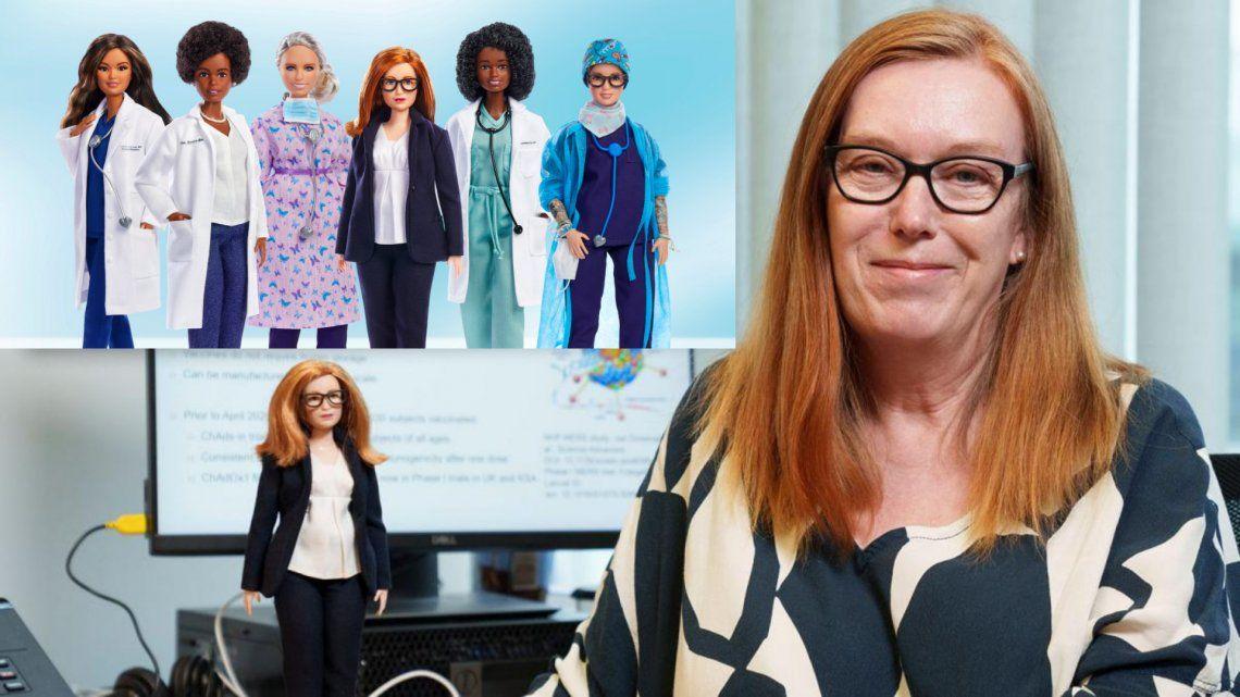 Barbie creó muñecas basadas en científicas