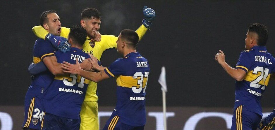 Boca ganó el superclásico de octavos.