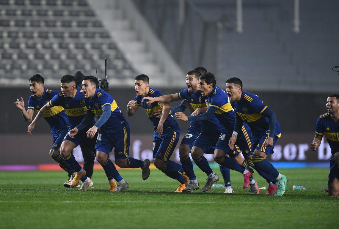 Copa Argentina: las mejores fotos del triunfo de Boca ante River