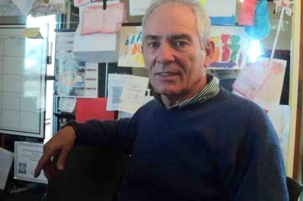 Oscar Larrauri está al frente de una empresa frigorífica en Santa Fe.