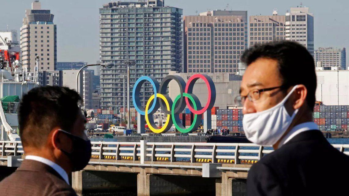 Tokio registró nuevo récord de casos de coronavirus en medio de los Juegos Olímpicos