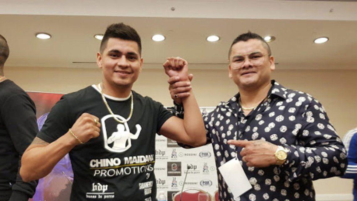 """Boxeo: Fabián """"TNT"""" Maidana se fue de la productora de su propio hermano"""