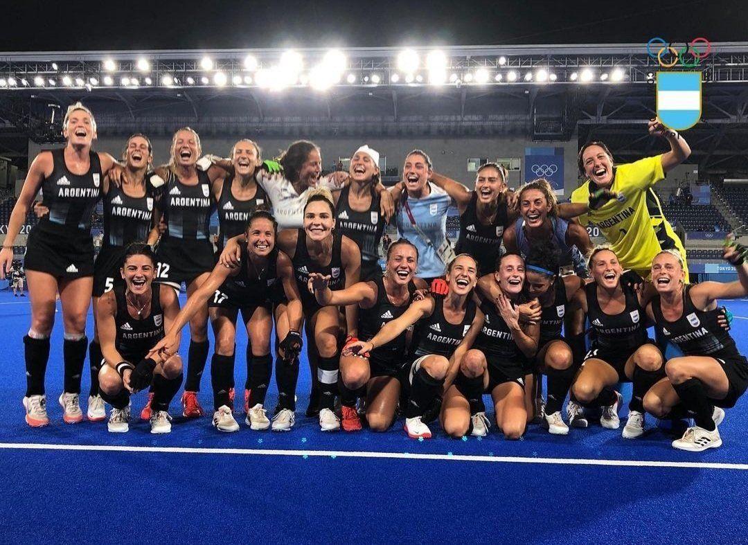 Las Leonas van por la medalla de oro en los Juegos Olímpicos Tokio 2020