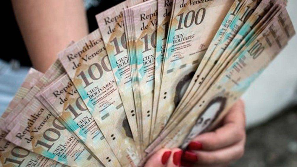 Venezuela anunció además la emisión de cinco nuevos billetes de 5