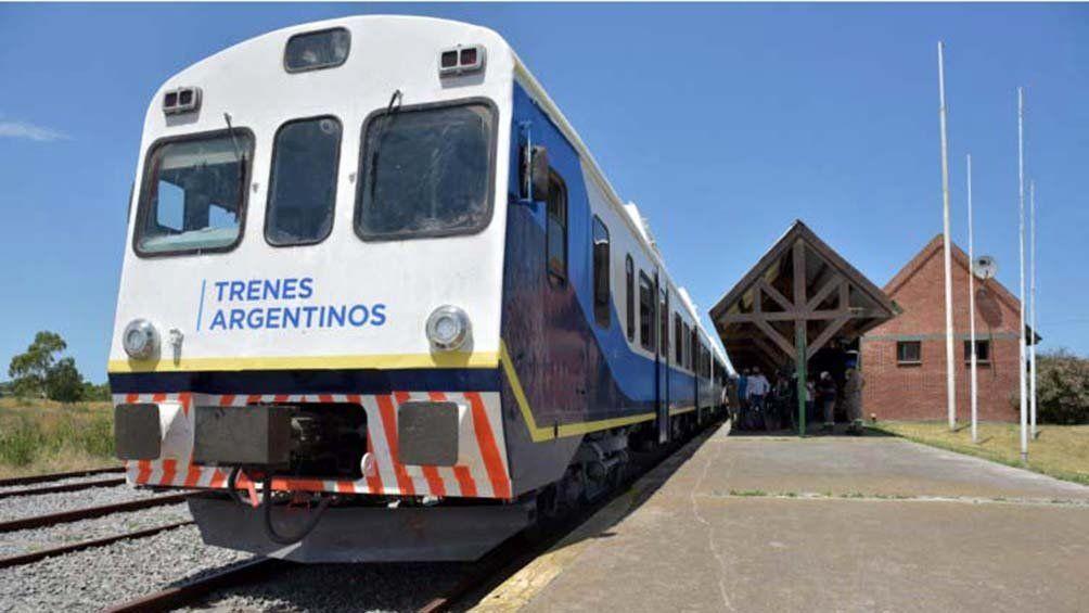 Habilitan la venta de pasajes para trenes de larga distancia.