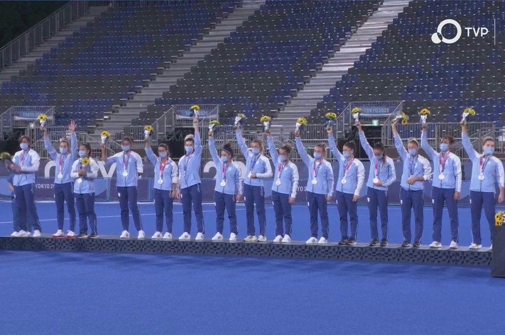Juegos Olímpicos Tokio 2020: Las Leonas cayeron 3-1 con Países Bajos y son de plata