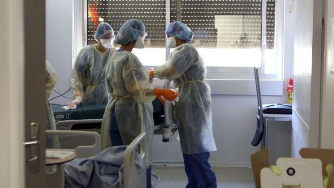 Más de 5 millones de contagiados de coronavirus.