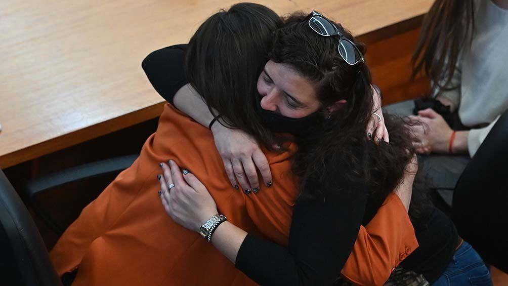 La víctima del secuestro tras conocerse el fallo en Rosario