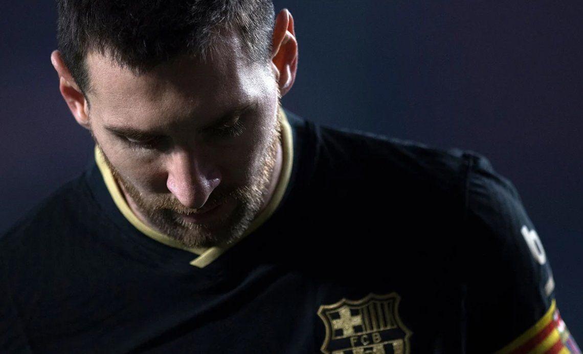 Messi dará una conferencia de prensa en el Camp Nou