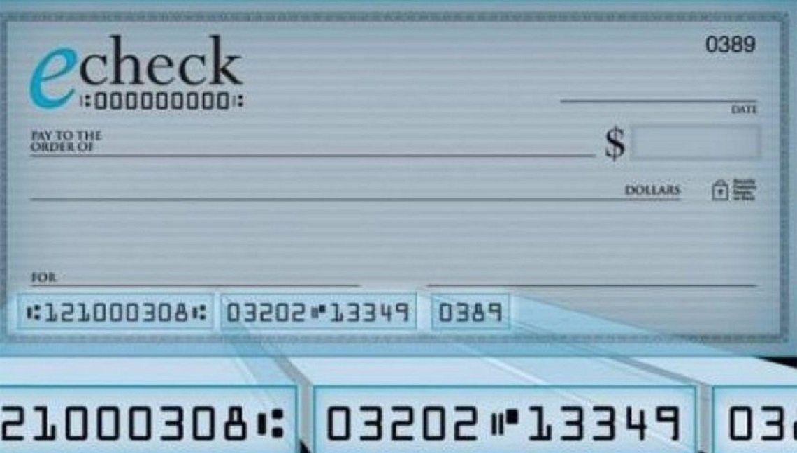 El uso de cheques generados electrónicamente tuvo un fuerte aumento en lo que va de 2021.