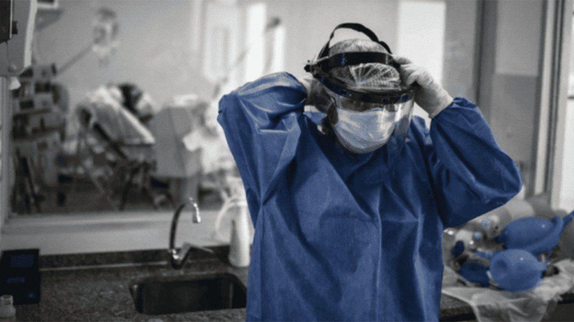 Coronavirus: 89 muertes y 9.803 nuevos casos.