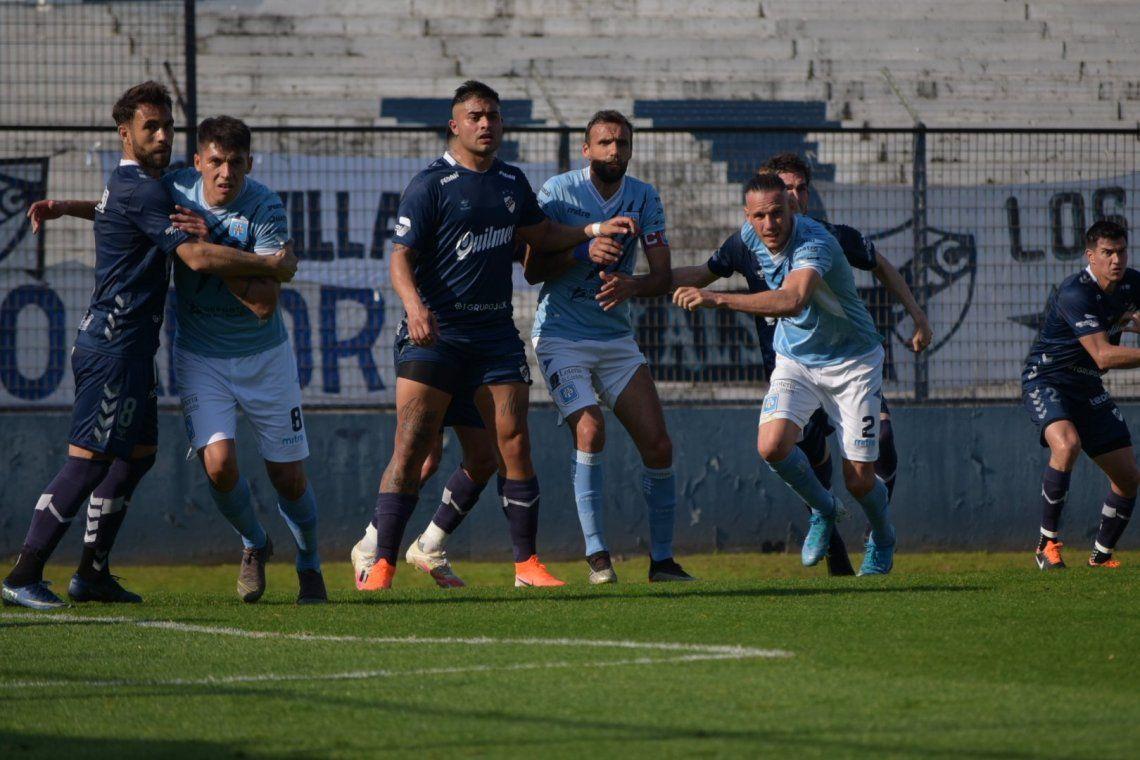 Quilmes y Estudiantes de Río Cuarto no se sacaron ventajas