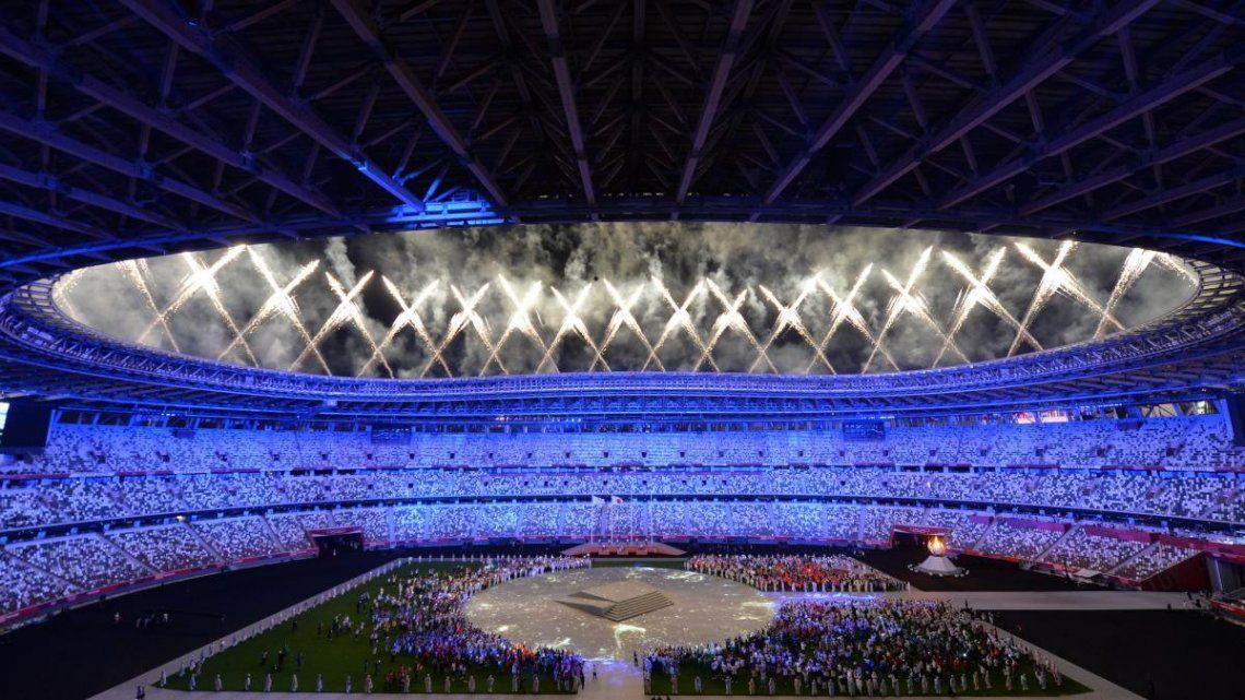 El evento se realizó en el estadio nacional de Toki