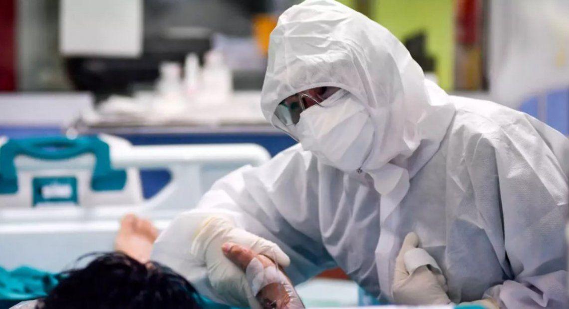 Arabia Saudita ha registrado oficialmente más de 532.000 casos de coronavirus y más de 8.300 muertes.