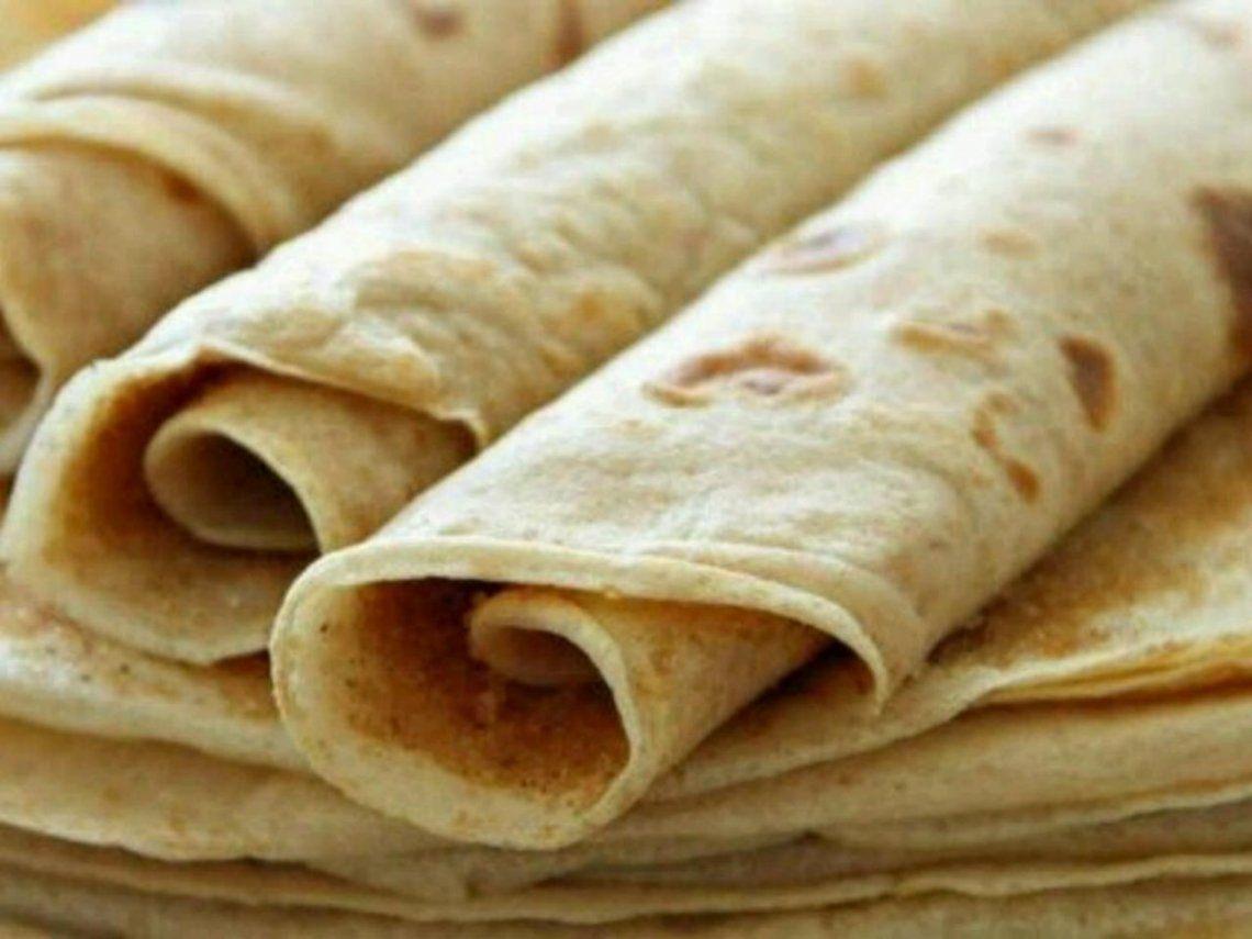 Fácil y ricos: panqueques con la receta de Nanu Zalazar