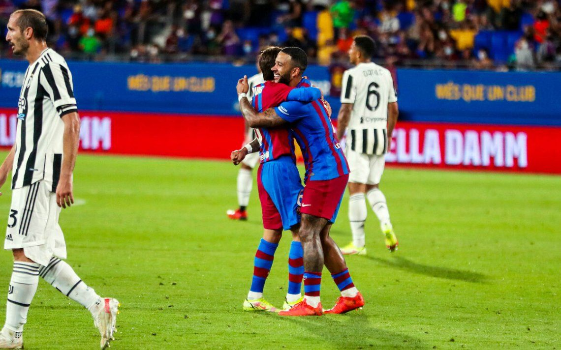 Barcelona se impuso ante más de 2.900 espectadores.