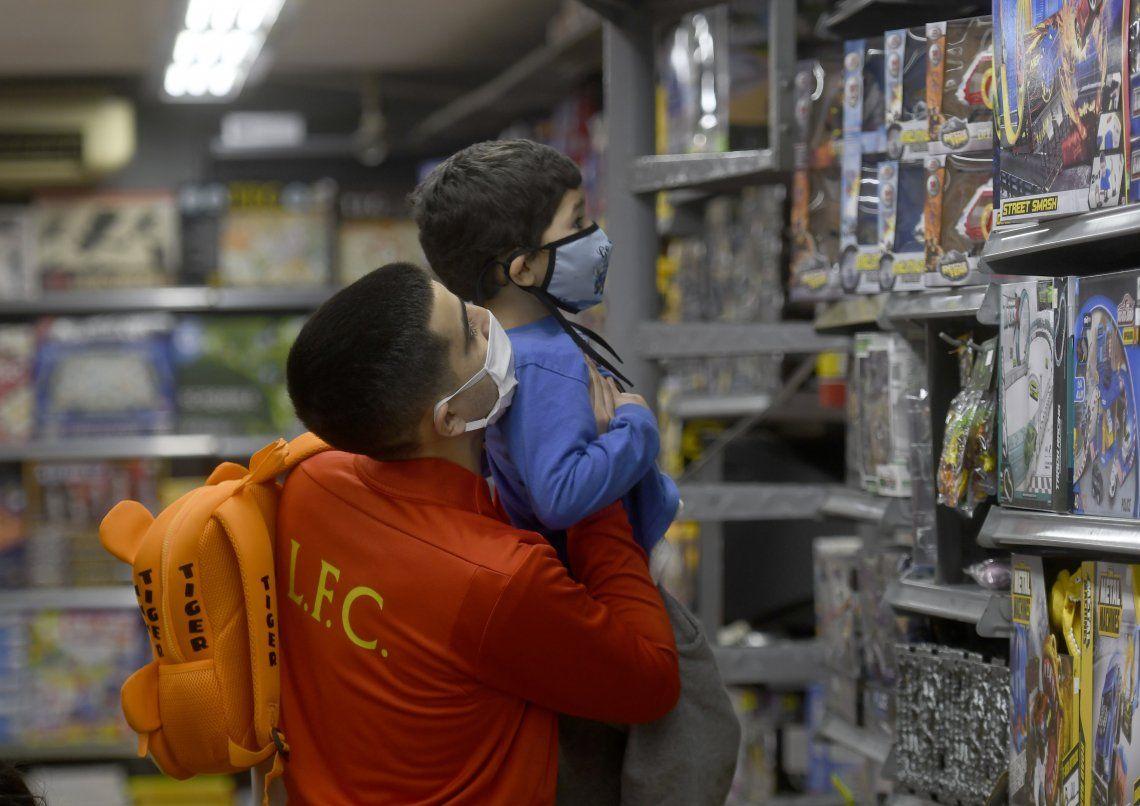 Se acerca el Día de las Infancias y buscan facilitar la compra de regalos en electrónica