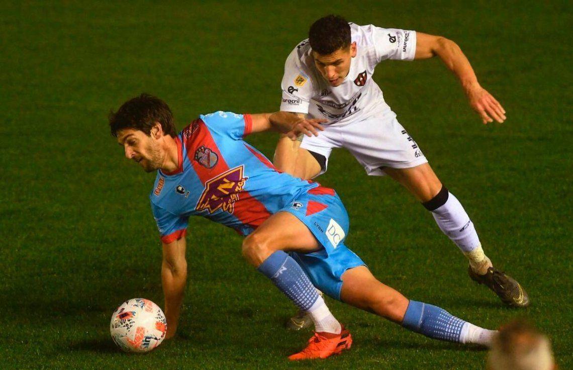 Arsenal y Patronato empataron 2-2.