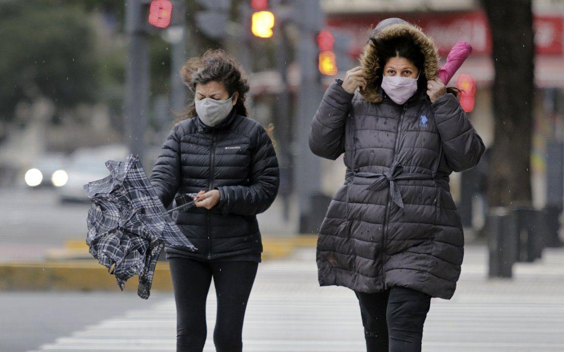 Si bien el clima frío continuará los próximos días