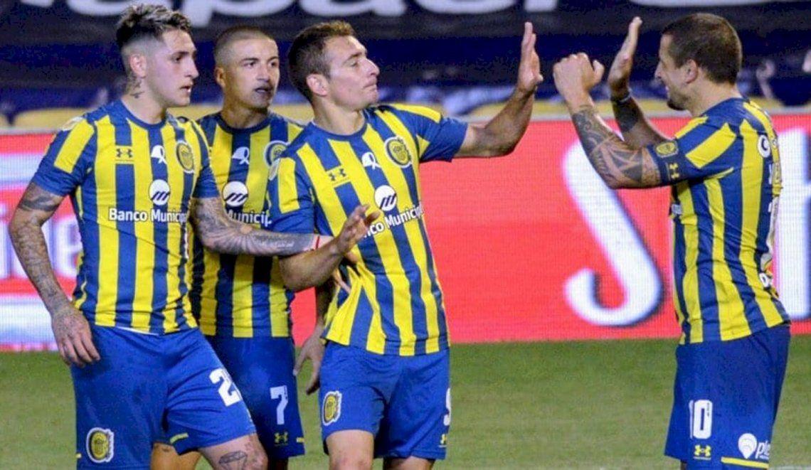Rosario Central recibe a Bragantino por los cuartos de final de la Copa Sudamericana