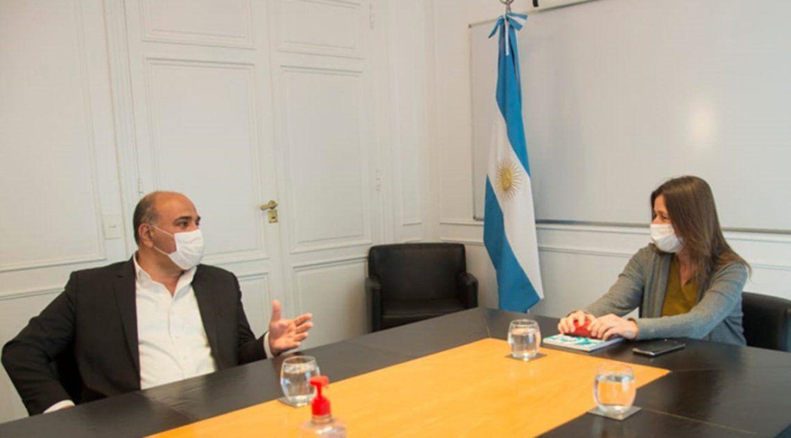 El gobernador de Tucumán