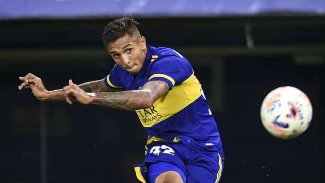 Agustín Almendra esta nuevamente a disposición del cuerpo técnico de Boca