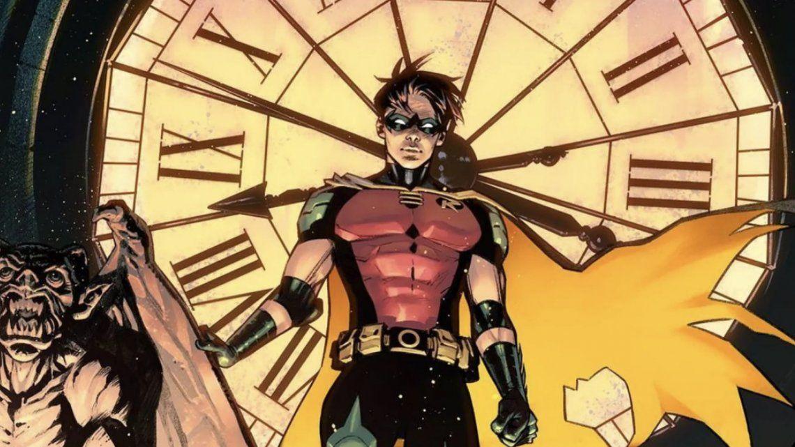 Robin se declara bisexual en el último cómic de Batman