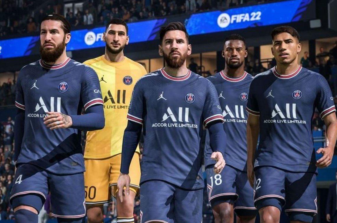 FIFA 22: cuándo sale a la venta el videojuego de fútbol más famoso