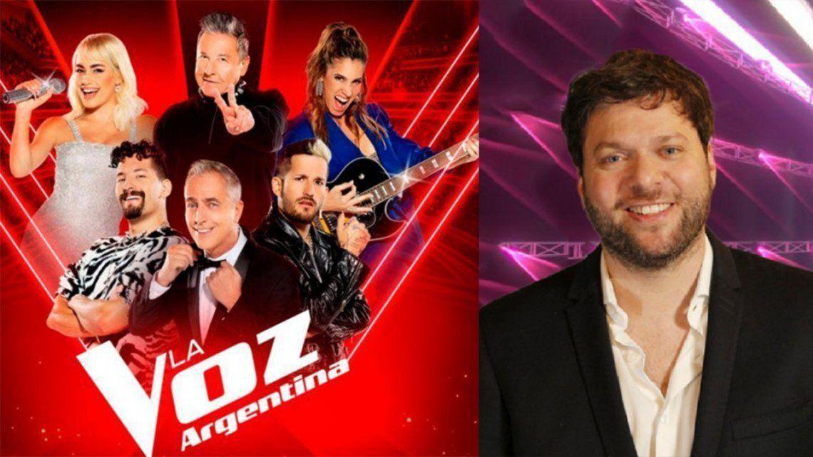 Rating: La Voz sigue ganando y Guido Kaczka dentro del top 5.
