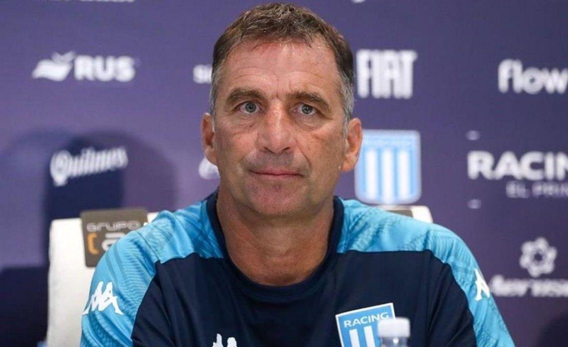 Juan Antonio Pizzi se despidió del club y agradeció a los jugadores.