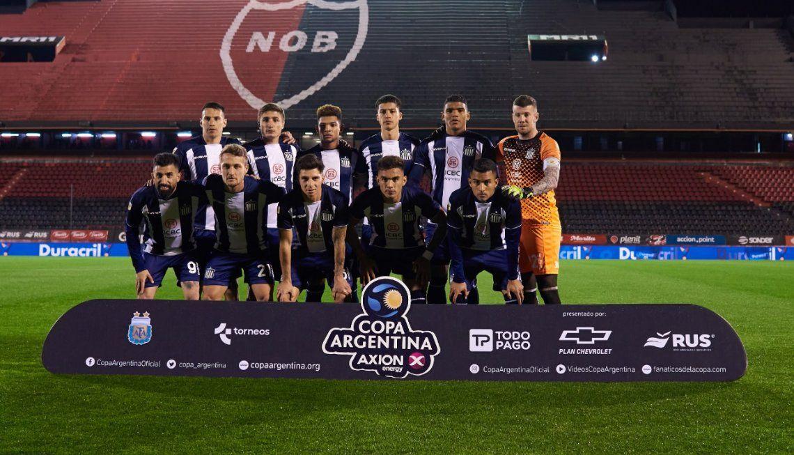 Talleres derrotó a Estudiantes de Río Cuarto y está en los cuartos de final de la Copa Argentina