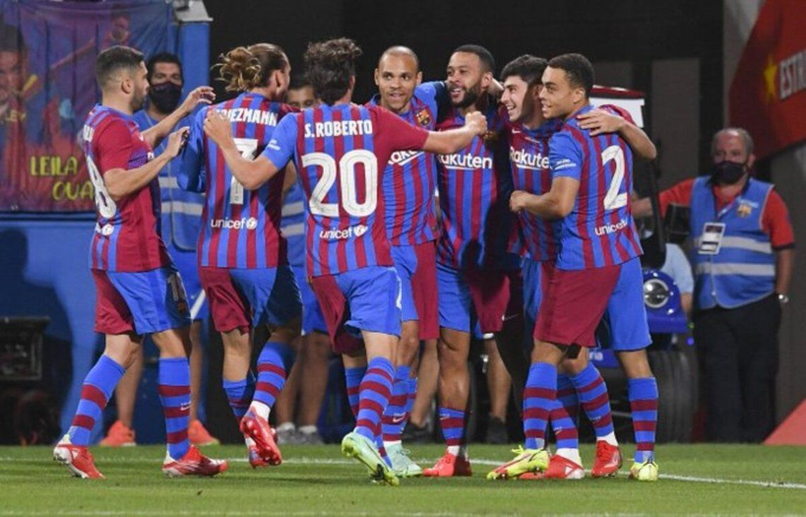 Barcelona arranca la era post messi enfrentando el domingo a la Real Sociedad