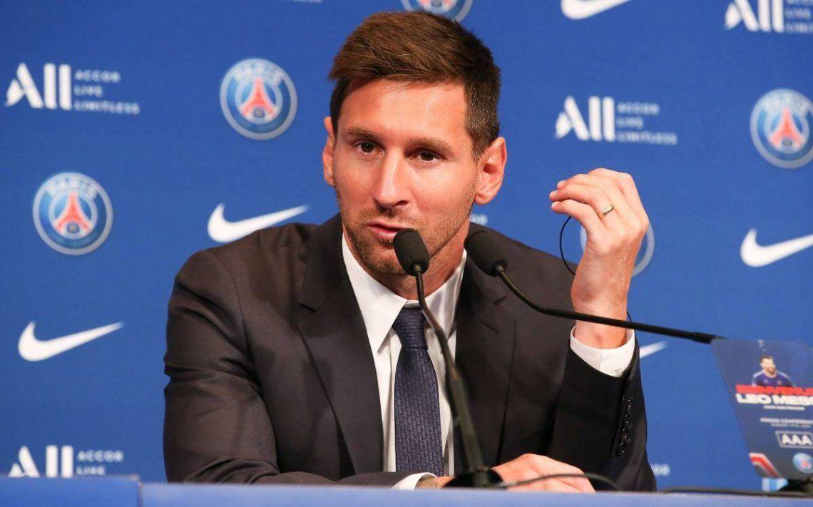 Revelaron la impactante deuda del Barcelona con Messi
