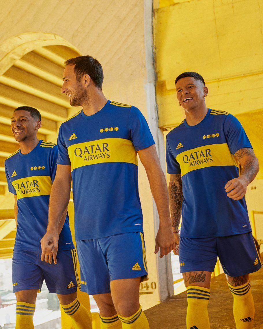 Boca lanza camiseta nueva que rememora a la de 1981