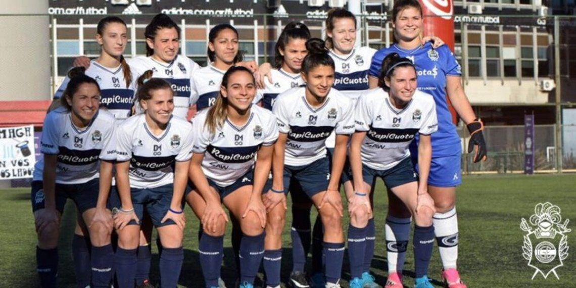 Gimnasia recibe a Lanús en el inicio del Clausura femenino