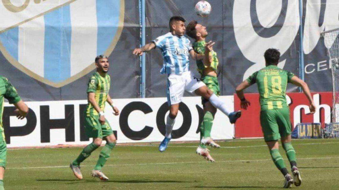 Atlético Tucumán y Aldosivi igualaron en el José Fierro